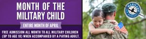 Month of the Military Child | Warhawk Air Museum | Free Admission