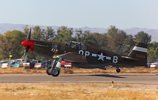 Boise Bee P-51C Mustang