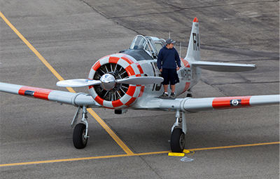 North American SNJ (AT-6) Harvard