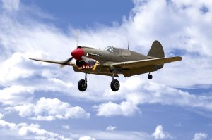 Curtiss P-40, Warhawk Air Museum, Idaho, education tours, artifacts and videos.