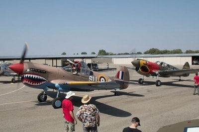 Airshows, spectators and fun. Reno Races as well as other aircraft shows allow history to be viewed up close.