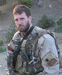 Lt. Michael Murphy in Afghanistan