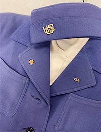 Carmelita Pope's USO uniform