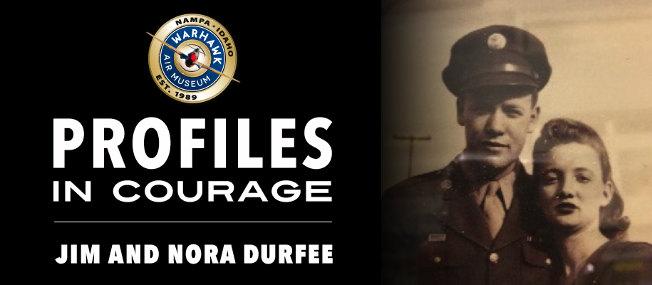 Profiles in Courage: Jim and Nora Durfee