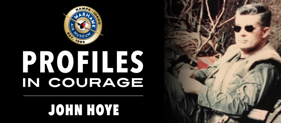 Profiles in Courage: John Hoye