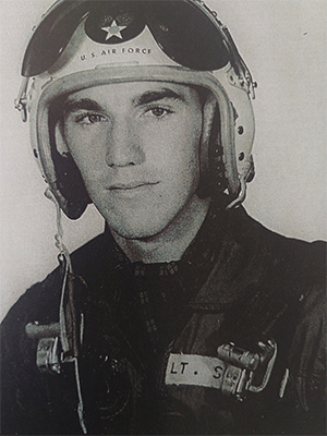 Tom Schornak military portrait