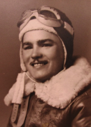Bill Gornik air force portrait