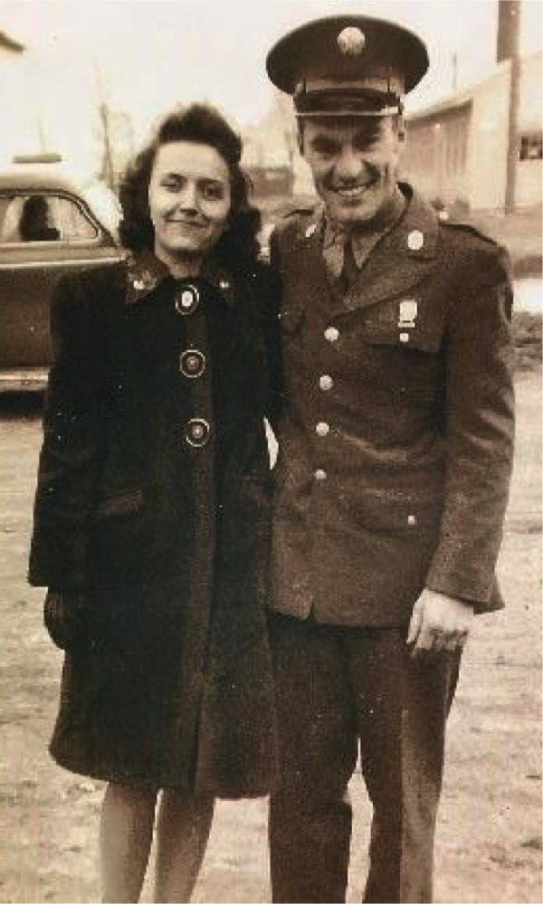 Grace and Vernon Pankow