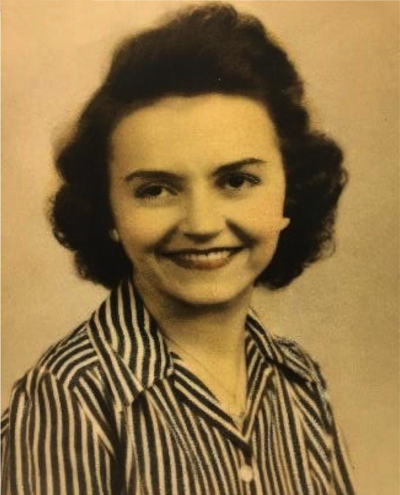 Portrait of Grace Pankow