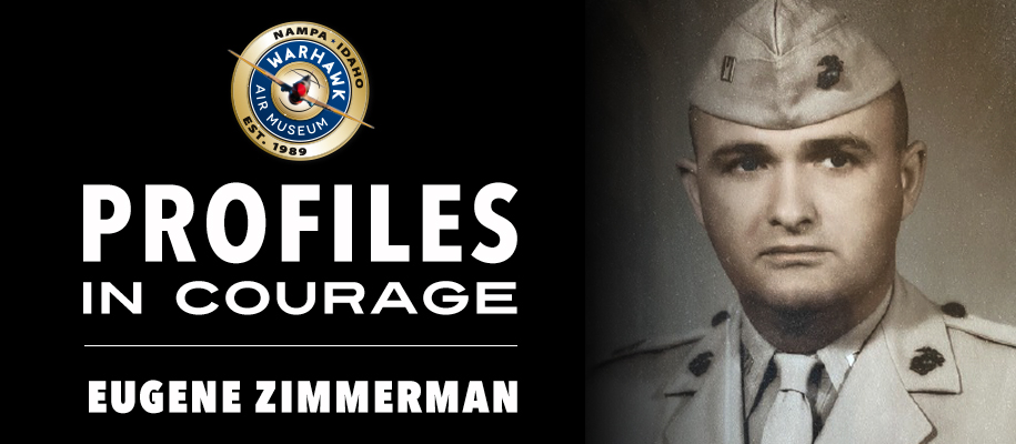 Profiles in Courage: Eugene Zimmerman