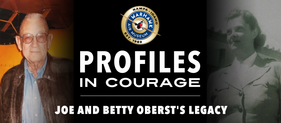 Joe and Betty Oberst's legacy at the Warhawk Air Museum