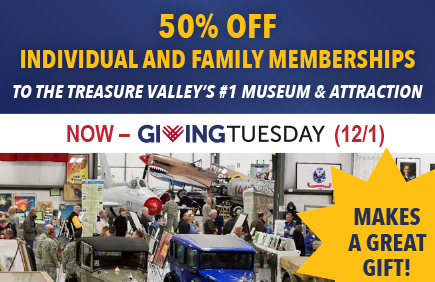 50% off Individual and Family memberships